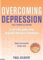 overcoming depression book cover